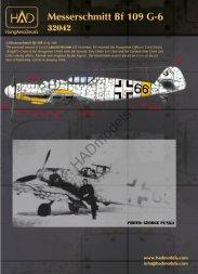 Messerschmitt Bf 109G-6 1:32