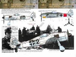 Focke Wulf Fw 190F-8/ A-8 the Black 2 1:32