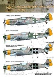 HADmodels Messerschmitt Bf 109G-10 1:72