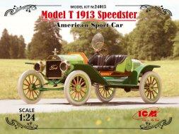 ICM Ford Model T 1913 Speedster 1:24