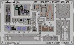 Kfir C7 P.E. for AMK - Zoom 1:72