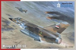 Mirage F.1EQ/ED 1:72