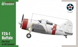 F2A-1 Buffalo - The first in US service 1:32