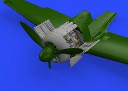 Eduard Brassin Fw 190A-4 engine 1:48