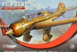 Mirage Hobby PZL-23B 'KARAS' 1939 Campaign 1:48