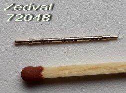 KPVT 14.5mm MG barrel 1:72