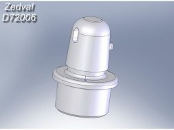 T-34 Reservation periscope v.2 1:72