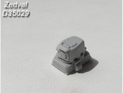 Zedval 1K13 NEMAN - weapon sight systems 1:35