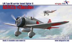 Wingsy Kits A5M2b Claude (late version) 1:48