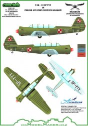 Model Maker Yak-18 - SP-YYY 1:32