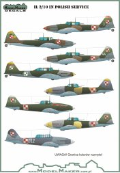 IL-2/10 in Polish service 1:48