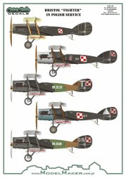 ModelMaker Bristol Fighter F.2B in Polish service 1:48