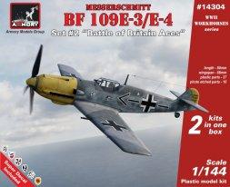 Messerschmitt Bf 109E-3/E-4 Set.2 1:144