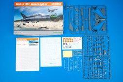 Eduard MiG-21MF interceptor - ProfiPACK 1:72