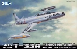 Great Wall Hobby T-33A - Shooting Star (Late version) 1:48