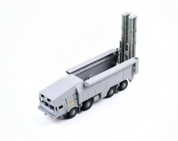 Modelcollect 3M-54 Caliber Mzkt chassis 1:72