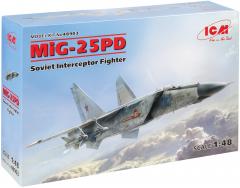 MiG-25PD Foxbat-E 1:48