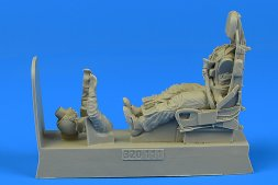 Aerobonus USAF Pilot for F-100 with ejection seat 1:32