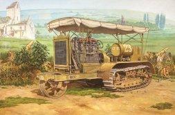 Roden Holt 75 Artillery Tractor 1:35