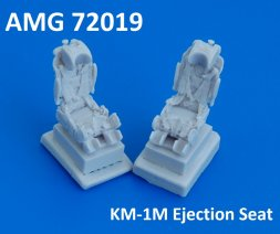 KM-1 ejection seat 1:72