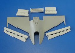 AMIGO models Yak-130 flaps and slats for Zvezda 1:72
