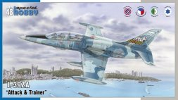 L-39ZA/ ZA ART Albatros 1:48