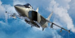 MiG-31M Foxhound 1:72