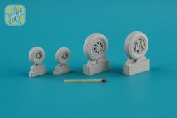 North Star F-15 Eagle E/I/K wheels set 1:32