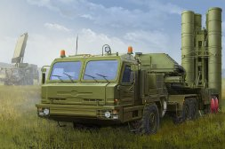 Hobby Boss BAZ-64022 with 5P85TE2 TEL S-400 (SA-21) 1:35