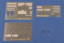 Hobby Boss BAZ-64022 with 5P85TE2 TEL S-400 (SA-21) 1:35