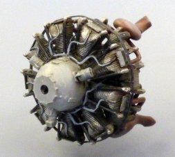 Plusmodel Wright R-3350 engine 1:72