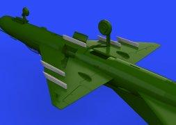 Eduard Brassin MiG-21MF pylons 1:72