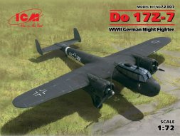 Dornier Do 17Z-7 Night Fighter 1:72