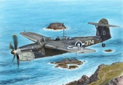 Special Hobby Fairey Barracuda Mk. II - Pacific Fleet 1:72
