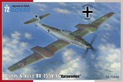 Blohm & Voss BV 155V-1 1:72