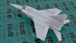 MiG-25RBF Foxhound 1:48