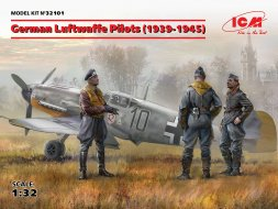 German Luftwaffe Pilots 1939-1945 1:32