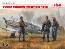 ICM German Luftwaffe Pilots 1939-1945 1:32