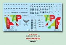 Embraer EMB-190 - TAP Express 1:144