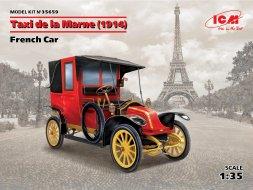 ICM Renault Type AG 9 CV - Taxi de la MArne (1914) 1:35