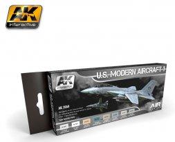 AK Interactive - U.S. Modern Aircraft 1