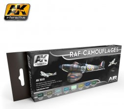 AK Interactive - RAF Camouflages
