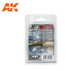 AK Interactive - USAF TAC South east Asia (Sea) Scheme