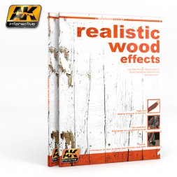 AK Interactive - Learning Series 01 - Realistic Wood Effects