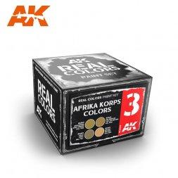 AK Real Colors - Afrika Korps Colors Set