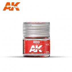 AK Real Colors - RC006 Red (RAL3000) 10ml