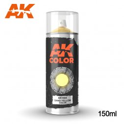 AK Spray - Sand Yellow 150ml