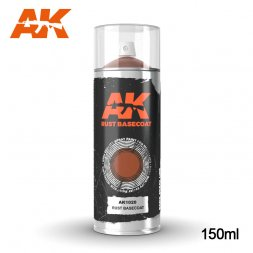 AK Spray - Rust Basecoat 150ml