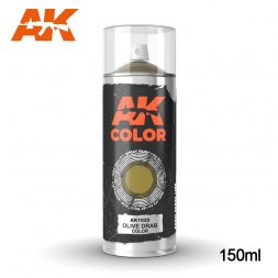 AK Spray - Olive Drap 150ml
