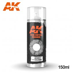 AK Spray - Fine Metal Primer 150ml